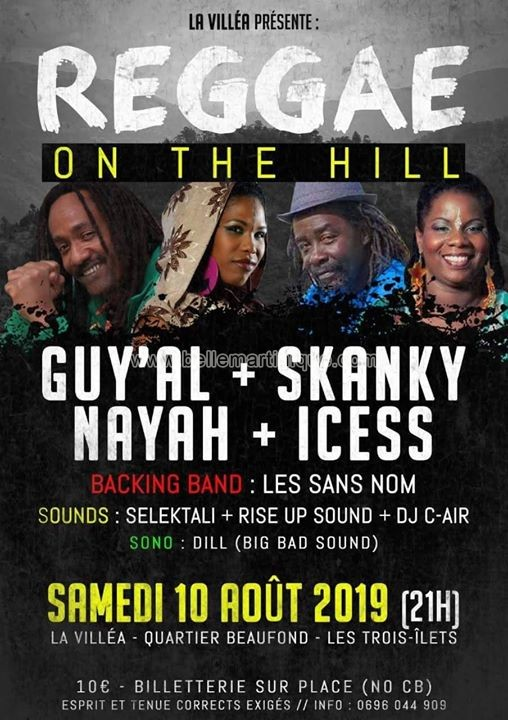 Reggae on the hill