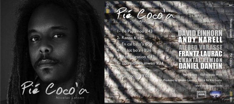 Album Pie Coco'a de Nicolas Lossen